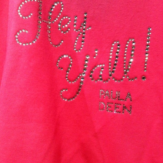 Photo taken at The Paula Deen Store by Cindy R. on 7/3/2012