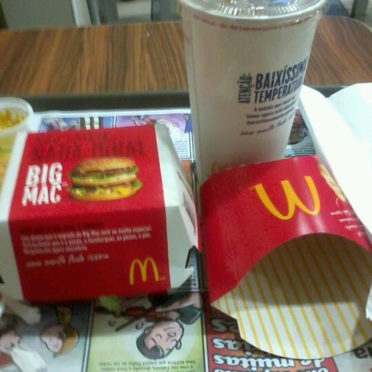 Photo taken at McDonald's by Markus M. on 8/29/2012