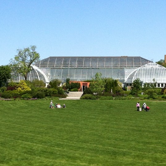 Photo taken at Garfield Park Conservatory by Gregory K. on 5/14/2012