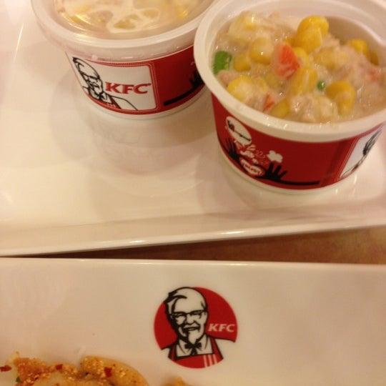 Photo taken at KFC by pat J. on 5/11/2012