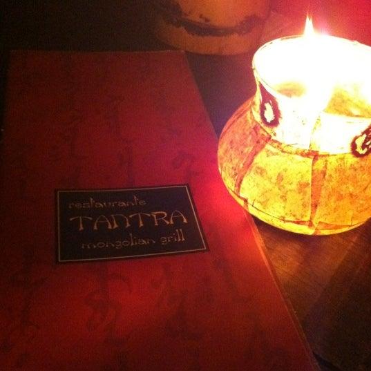 Foto tirada no(a) Tantra Restaurante por Marcela L. em 2/28/2012