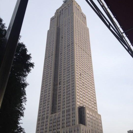Photo taken at Hotel Metro by misterpulcri on 4/14/2012