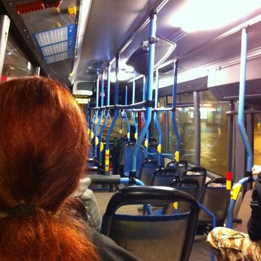 HSL Bussi 55 - Bus Line in Helsinki