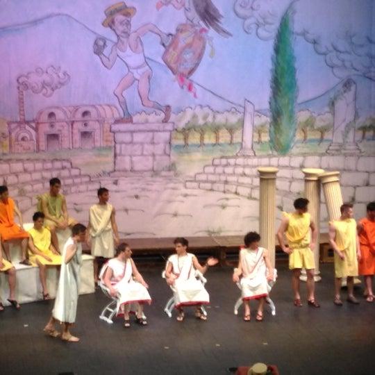 Foto tirada no(a) Teatro Metastasio por Giuseppe B. em 3/8/2012