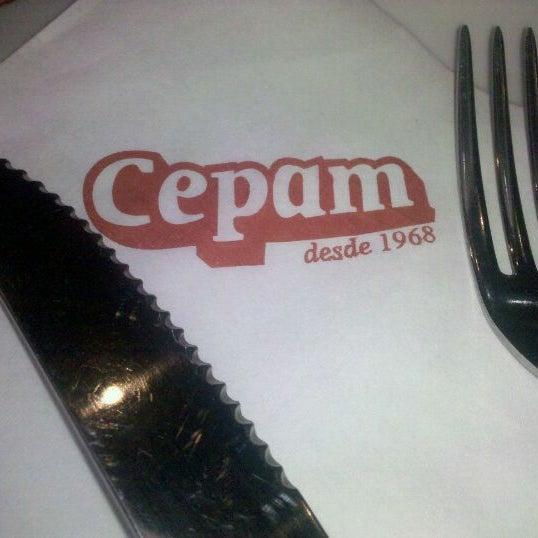 Снимок сделан в Cepam пользователем Bruno F. 4/6/2012