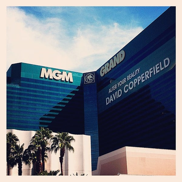Photo taken at MGM Grand Hotel & Casino by Jay A. on 9/9/2012