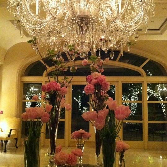 Photo taken at Langham Huntington Hotel by Sherrien S. on 4/4/2012