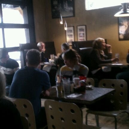 Photo taken at Eggs In the City by Kenneth L. on 3/17/2012