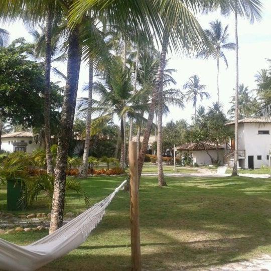 Foto tirada no(a) Cana Brava Resort por Leo C. em 2/9/2012