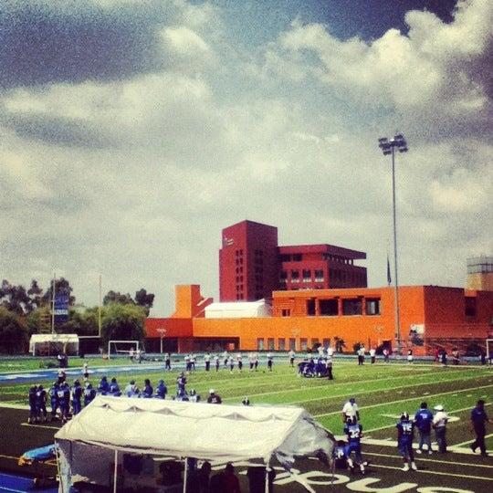 Foto tomada en Tecnológico de Monterrey por Marco P. el 7/29/2012