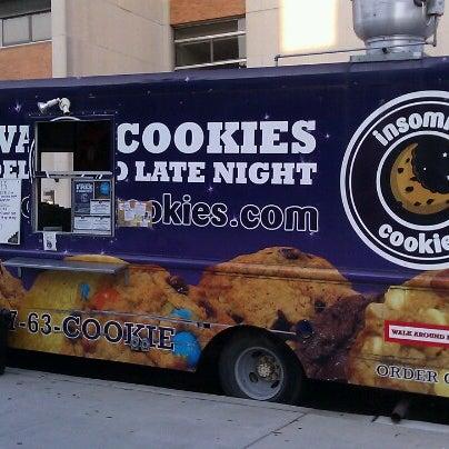 Cookie Crook Food Truck