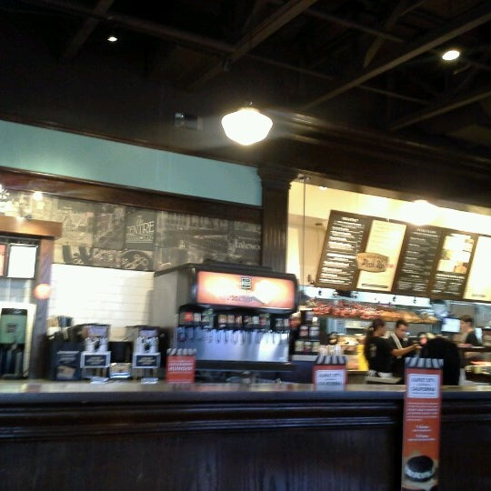 Photo taken at Corner Bakery Cafe by Shannon L. on 9/9/2012