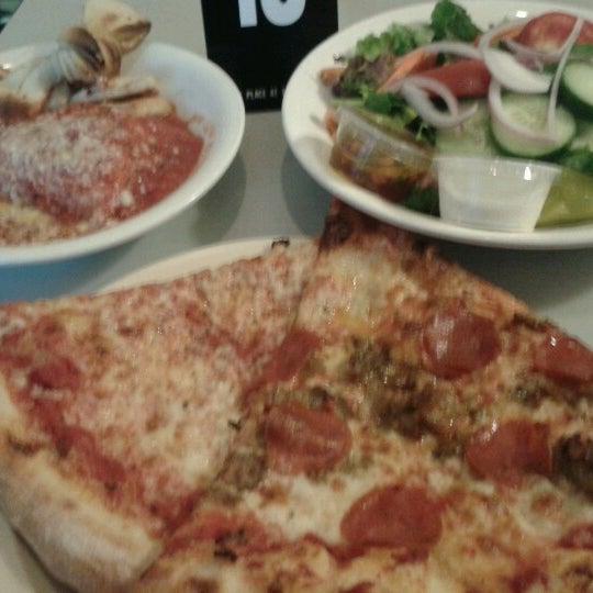 Photo taken at Regents Pizzeria by Steve B. on 6/29/2012
