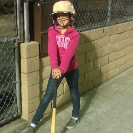 Photo Taken At Home Run Park Batting Cages By Maria A On 2 4