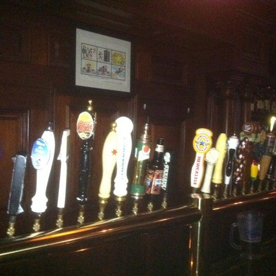 Photo taken at Amsterdam Ale House by Doug L. on 2/20/2012