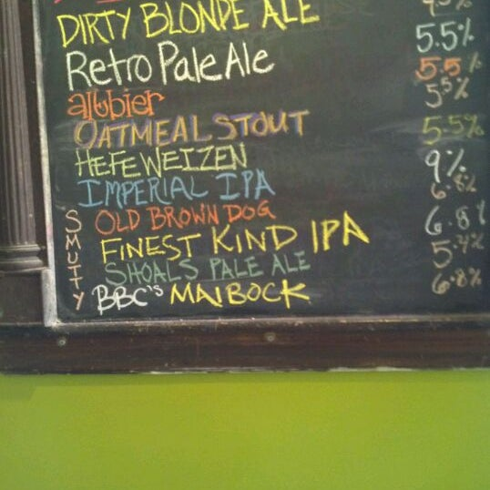 Photo taken at Portsmouth Brewery by Max on 4/20/2012