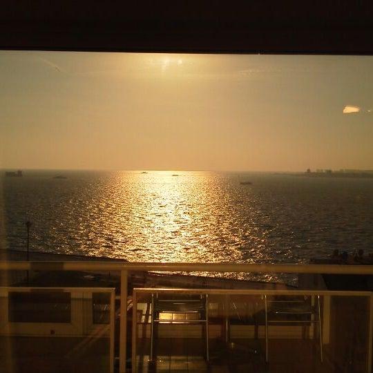7/25/2012 tarihinde Emre E.ziyaretçi tarafından Ege Palas Business Hotel'de çekilen fotoğraf