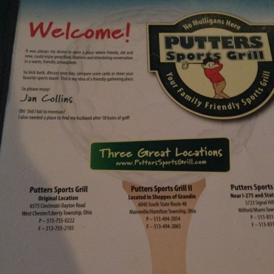American Craft Beer Joint And Eatery Menu