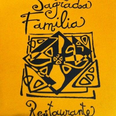 Foto tirada no(a) La Sagrada Família por Fernando T. em 7/24/2012
