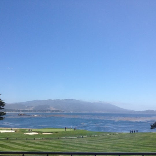 Photo taken at The Lodge at Pebble Beach by Dr. Katy N. on 8/8/2012