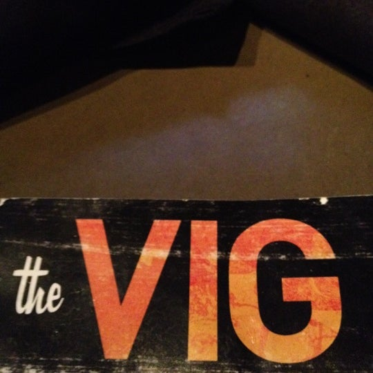 Photo taken at The Vig Uptown by Nick C. on 4/3/2012