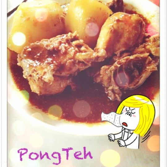 Photo taken at Donald & Lily Nyonya Food by LittleTong L. on 6/8/2012