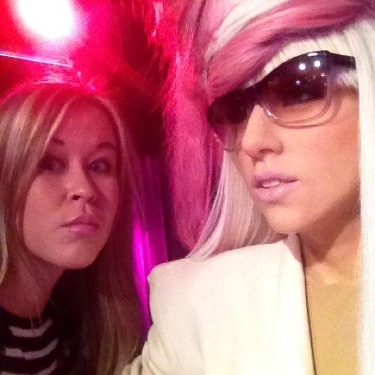 Photo taken at Madame Tussauds by Galina C. on 3/9/2012