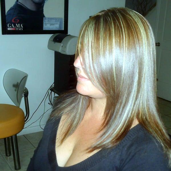 Fotos en peluqueria y salon de belleza mauricio new look for Peluqueria y salon de belleza