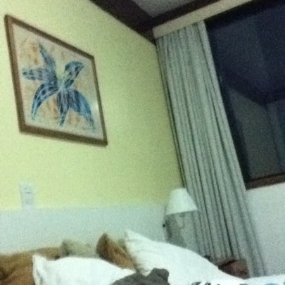 Photo taken at Hotel Coquille - Ubatuba by Loes on 8/8/2012