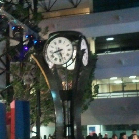 3/11/2012 tarihinde Francisco H.ziyaretçi tarafından Universidad La Salle'de çekilen fotoğraf