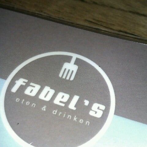 Photo taken at Fabel's by Sabine S. on 8/26/2012