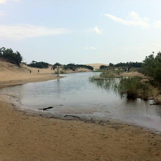 Photo taken at Jockey's Ridge State Park by Ken P. on 8/14/2012