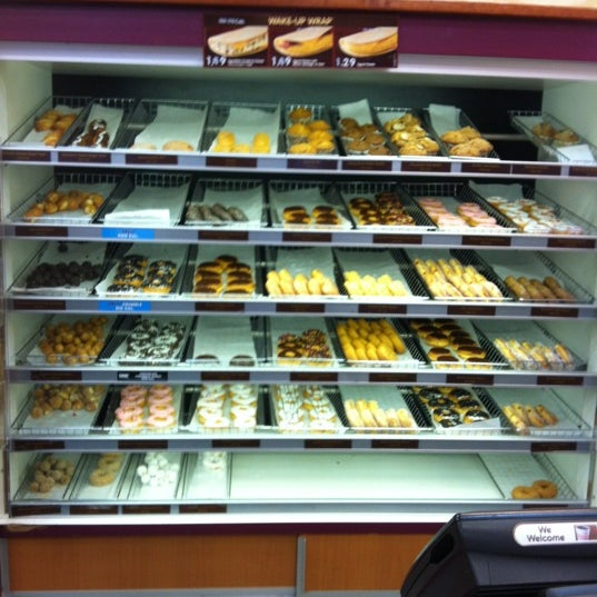 Photo taken at Dunkin Donuts by Adam W. on 7/15/2012