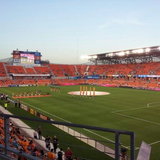 Photo prise au BBVA Compass Stadium par Greg G. le9/7/2012