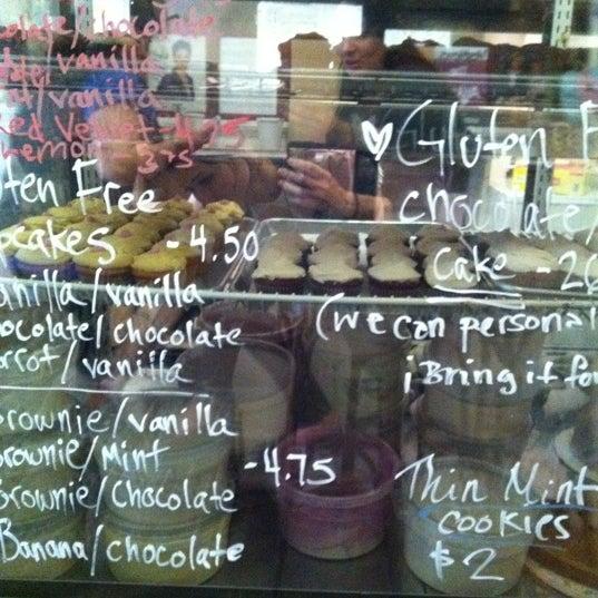 Photo taken at Erin McKenna's Bakery by Julie C. on 3/12/2012