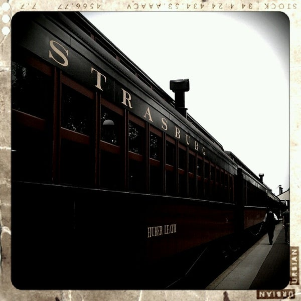 Photo taken at Railroad Museum of Pennsylvania by Jen F. on 7/7/2012