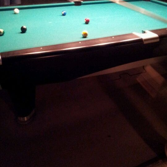 Photo taken at Pressure Billiards & Cafe by Donald R. on 3/9/2012