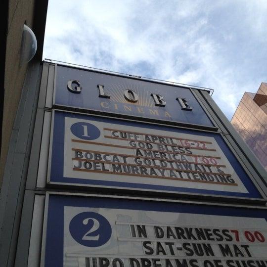 Globe Cinema Calgary 94