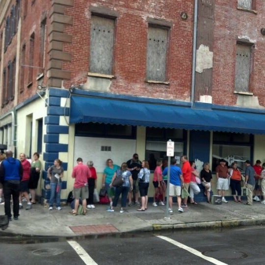 Photo taken at The Paula Deen Store by Lisa S. on 5/7/2012