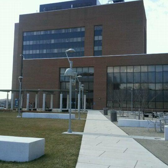 Photo taken at Coppin State University by Richard M. on 2/23/2012
