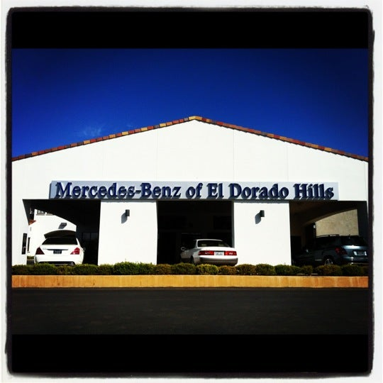 Mercedes benz of el dorado hills auto dealership in el for Mercedes benz of el dorado hills