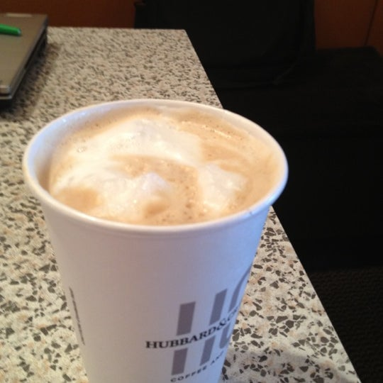 Photo taken at Hubbard & Cravens Coffee and Tea by Lorraine B. on 5/31/2012