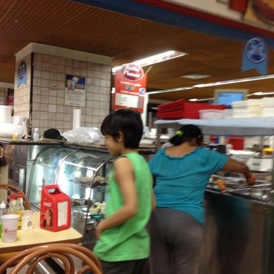 Photo taken at Supermercados Nazaré by Kellem on 7/15/2012