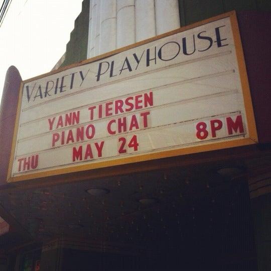 5/24/2012 tarihinde Lesley C.ziyaretçi tarafından Variety Playhouse'de çekilen fotoğraf