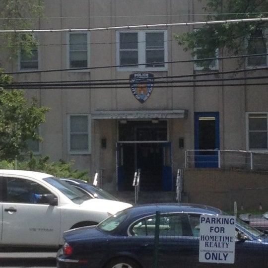 Precinct Staten Island Address