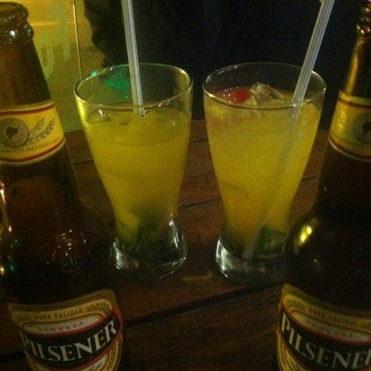 Photo taken at Azuca Latin Bistro by Mario C. on 8/3/2012