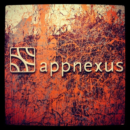 Photo taken at AppNexus by Matt H. on 4/30/2012