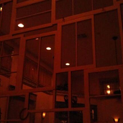 Photo taken at Atchafalaya Restaurant by Dan C. on 4/9/2012