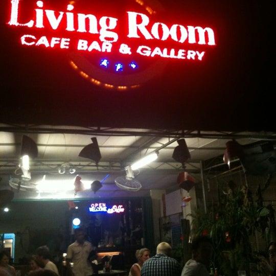Living Room Bistro Cafe