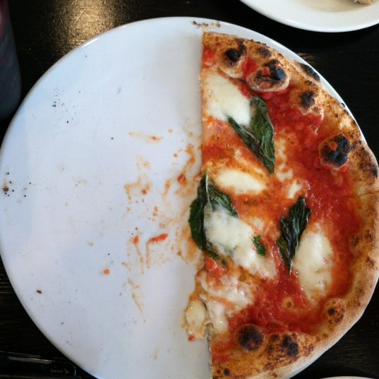 Photo taken at Pizza CS by Andy H. on 4/22/2012